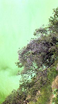 The Lake Ara Shetan, Oromia, Ethiopia