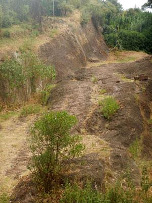 Quelques photos du vieux monastère.  Trek à  Lalibela en Ethiopie. Voyage Séjour Trekking et randonnée, Road Trip en Ethiopie.  Région Amhara