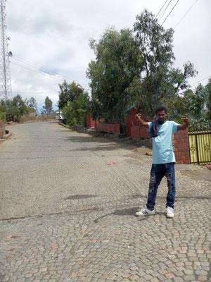 Ashenef  Lalibela en Ethiopie. Voyage Séjour Trekking et randonnée, Road Trip en Ethiopie.  Région Amhara