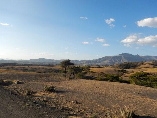 Road Trip Wodya to Lalibela Ethiopia Voyage Séjour Trekking et randonnée, Road Trip en Ethiopie.  Région Amhara