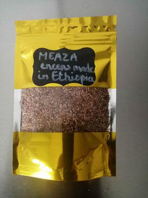 Meaza, encens naturels d'Ethiopie
