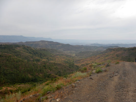 Trek à  Lalibela en Ethiopie. Voyage Séjour Trekking et randonnée, Road Trip en Ethiopie.  Région Amhara