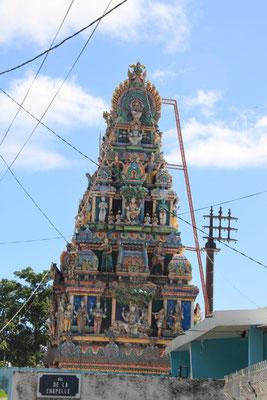 Hindu-Tempel in St. André