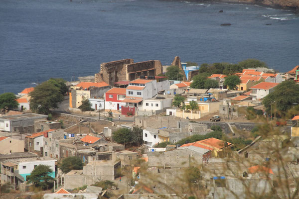 Cidade Velha: Ort der ersten Besiedelung