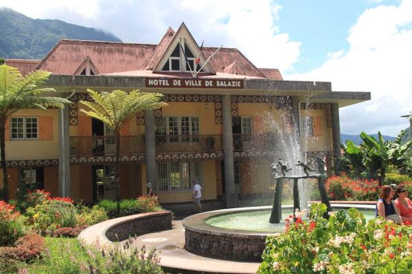 Hôtel de Ville Salazie