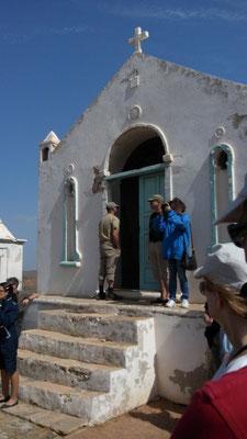 Kirche in Povoçao Velha