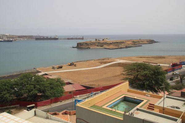 Hafen von Praia