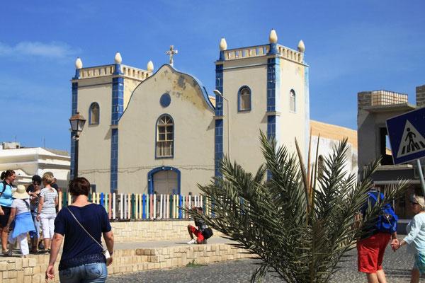 Kirche in Sal Rei