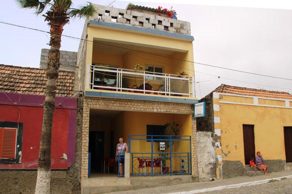 """Unsere Unterkunft """"Hotel Marea"""""""