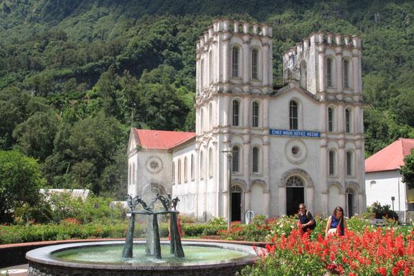 Kirche von Salazie