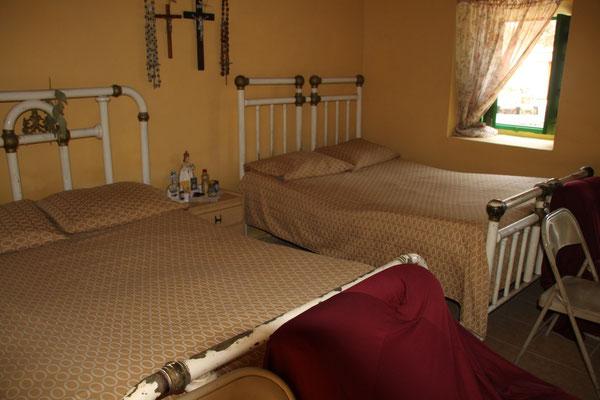 160 Jahre alte Betten