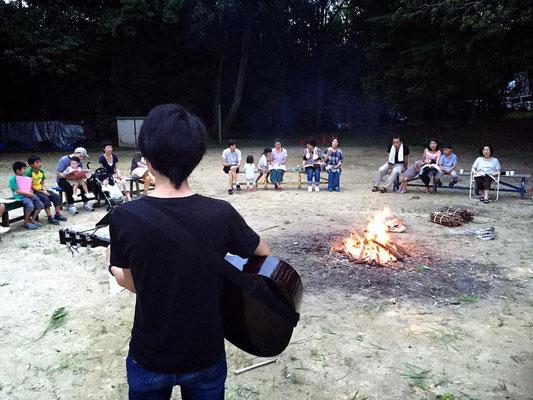 能勢川キリスト教会 ネオキャンプ