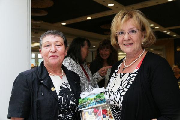 Reante Knees und Jutta Neuber