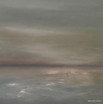 Puan Klent, 30 x 30 cm, Öl auf Leinwand, 2014
