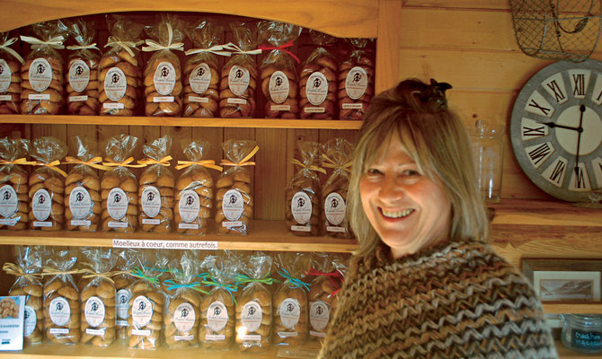 association llb - les macarons de sainte croix - producteur de saône et loire