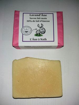 l'âne à nath - savons au lait d'ânesse - association llb - producteur du jura