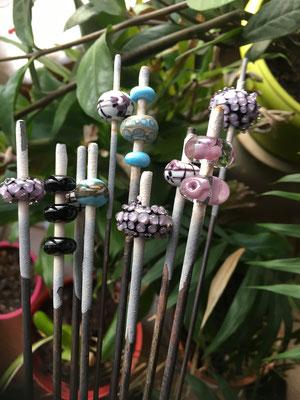 producteur du jura - filage du verre de murano - le flamme en verre - association llb