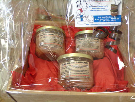 la cuisine authentique d'éric - producteur de haute-saône - association llb