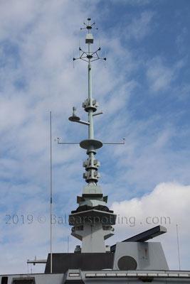 Antenas de comunicación y de medidas electrónicas