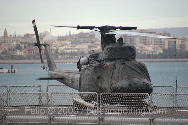 Helicóptero AB-212ASW