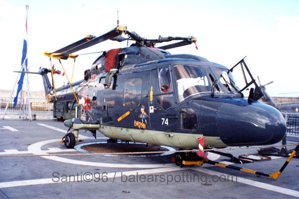 Helicóptero SH-14D Lynz