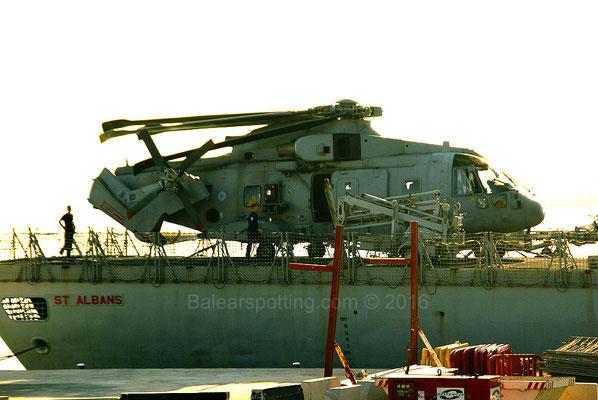 Helicóptero EH-101 Merlin