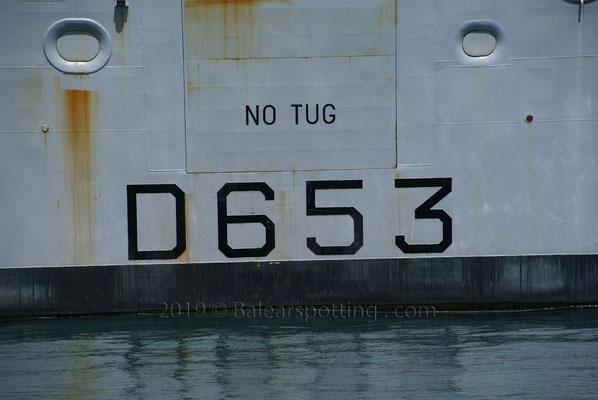 Compuerta del sonar calable CAPTAS 4 / UMS 4249
