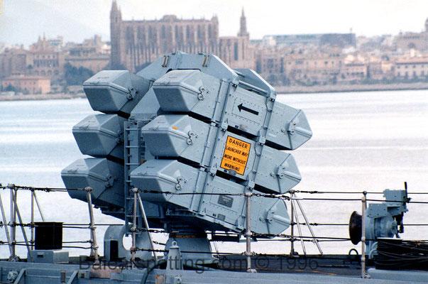 Lanzador de misiles Sea Wolf