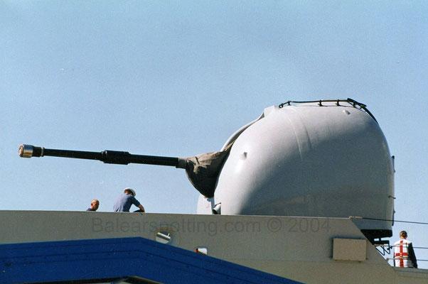 Cañón Mk.8 de 114mm