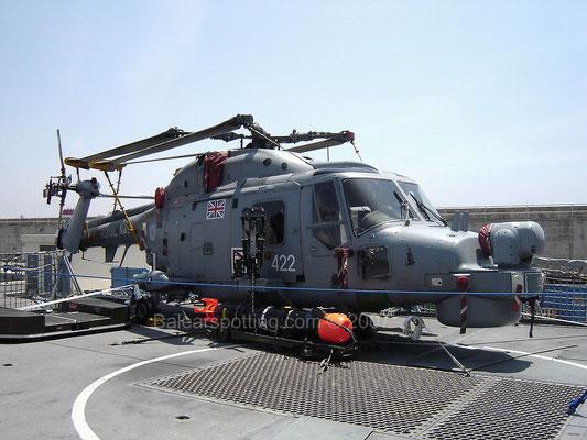 Helicóptero Lynz Mk.8
