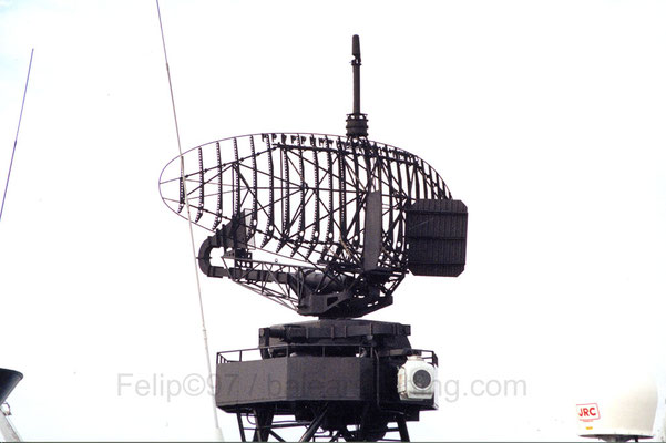 Radar 2D Thales LW-08