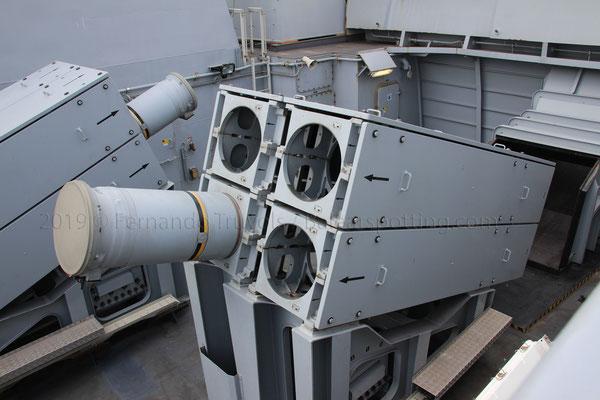 Misiles antibuque MM-40 Exocet