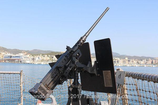Ametralladora Browning de 12,7mm