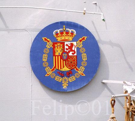 Escudo de la Casa Real