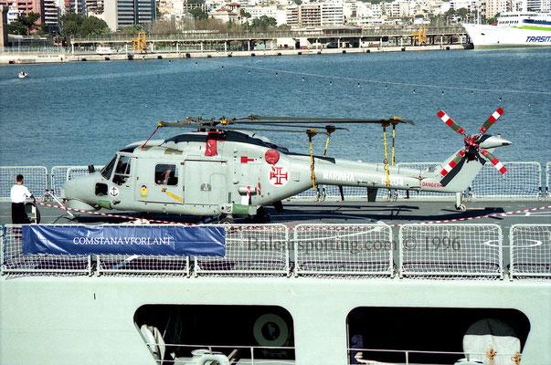 Helicóptero Super Lynx Mk.95