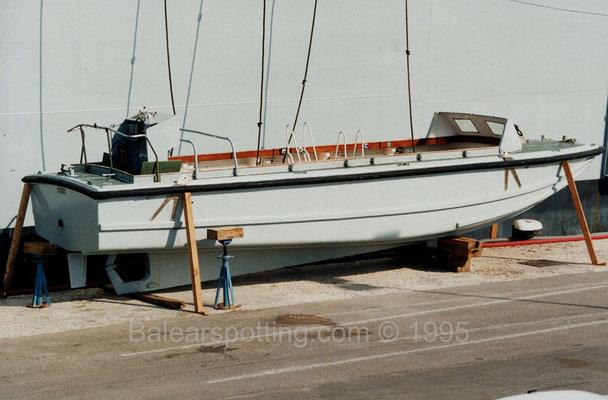 Lancha LCVP (R05 Invincible 29.08.1995)