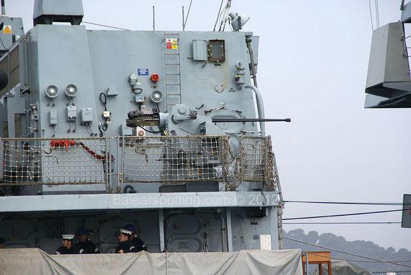 Cañón de 30 mm DS30M Mk2
