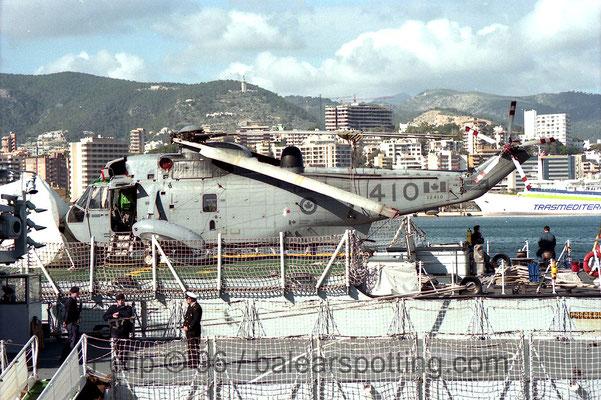 Helicóptero CH-124 SeaKing