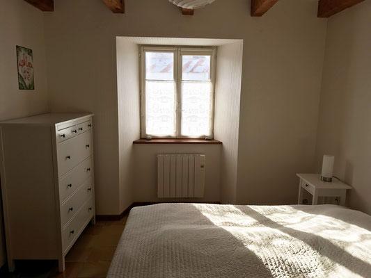 Schlafzimmer 1 unten