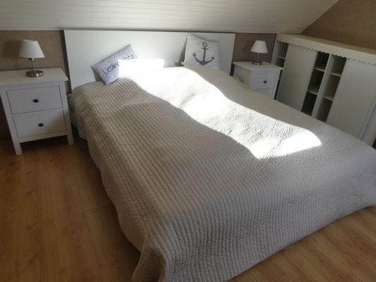 Schlafzimmer 3 oben