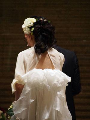wedding 二次会用ブラウス