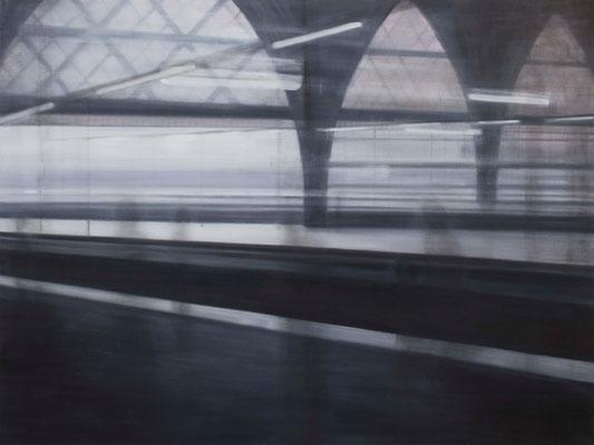 Reisende 150x200cm 2013