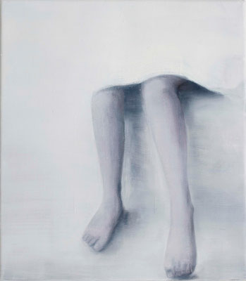 Haut-Beine 40x35cm 2013