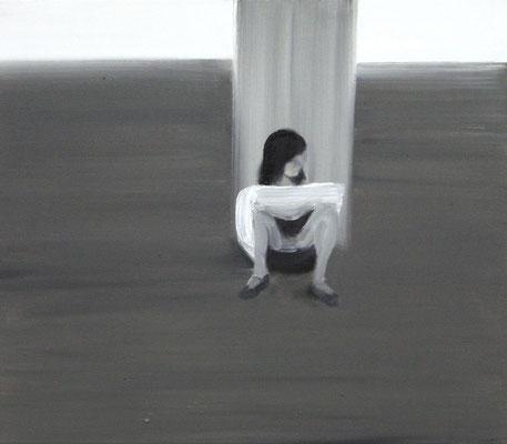 skizze  52x60cm 2007