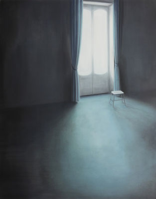 absent  190x150cm