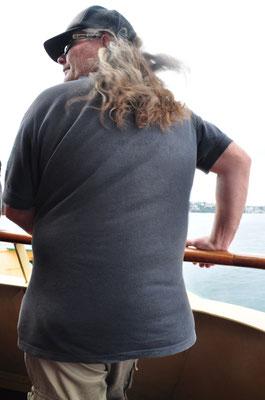 Der Schiffspassagier dessen Vater leider kein Glaser war...