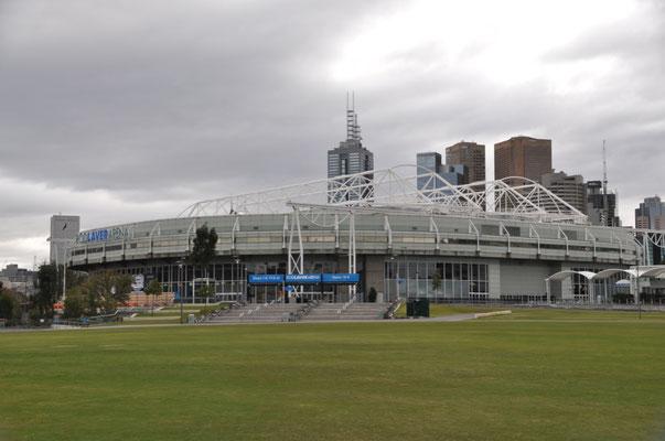 """Rod Laver Arena - """"Spielplatz"""" von Roger Federer & Co."""