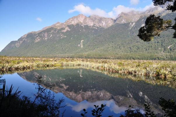 Mirror Lakes - Spieglein, Spieglein im glatten See