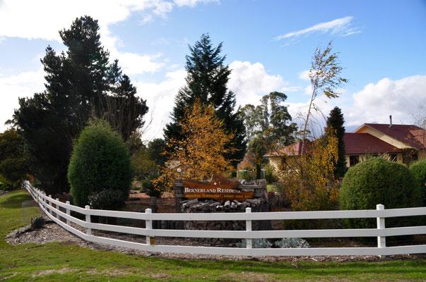 """Die """"Bernerland Residence"""" an der Pine Tree Avenue"""