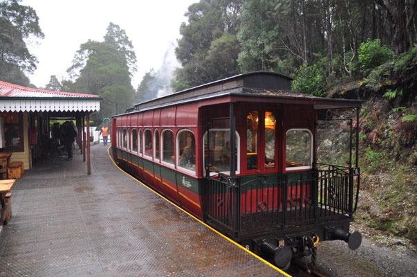 Westcoast Wilderness Eisenbahn